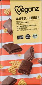 Produktabbildung Bio Veganz Waffel-Crunch