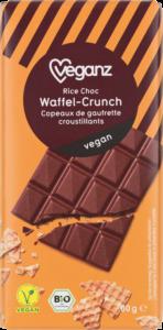 Rice Choc Waffel-Crunch von Veganz