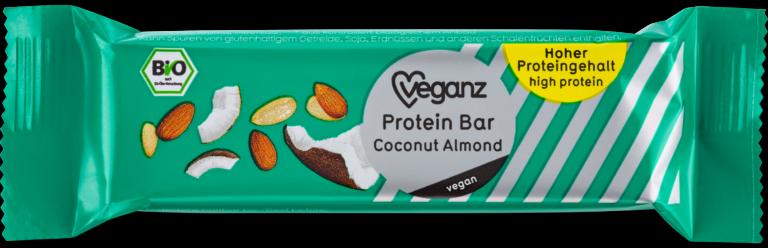 Protein Bar Coconut Almond von Veganz