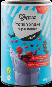 Protein Shake Super Berries von Veganz