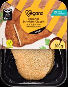 Veganes Schnitzel Classic von Veganz
