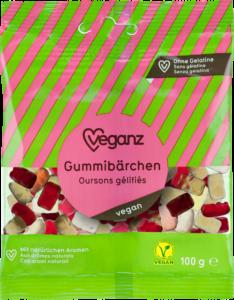 Gummibärchen von Veganz