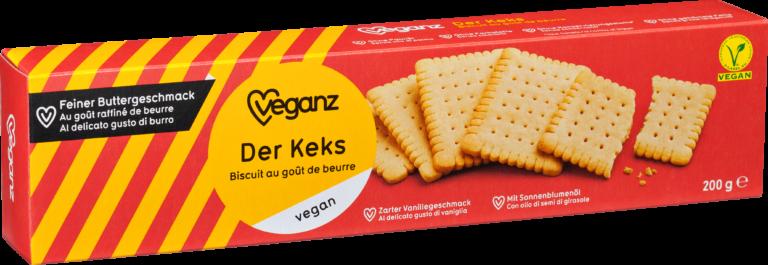 Der Keks von Veganz