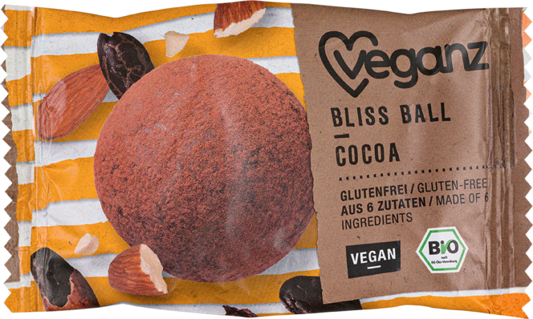 Bio Veganz Bliss Ball Cocoa