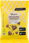 Granola Bites Chocolate Banana von Veganz
