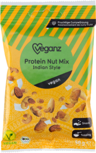 Protein Nut Mix Indian Style von Veganz