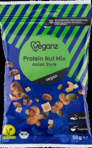 Protein Nut Mix Asian Style von Veganz