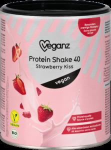 Protein Shake 40 Strawberry Kiss von Veganz