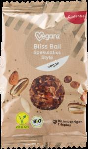 Bliss Ball Spekulatius Style von Veganz