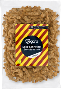 Soja-Schnetzel von Veganz
