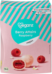 Berry Affairs Raspberry von Veganz