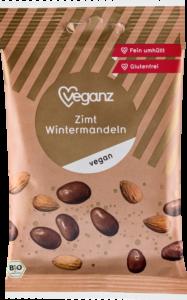 Vegane Zimt Wintermandeln von Veganz